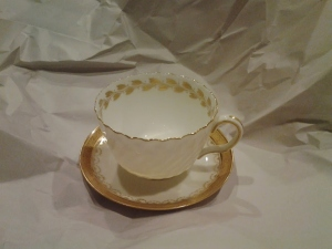 england bone china unmarked