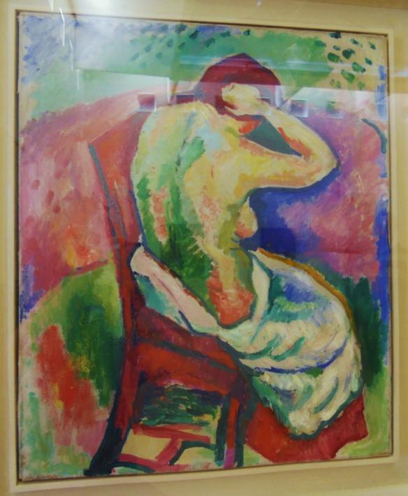 DSCN0744  george Braque femme nu assise 1907
