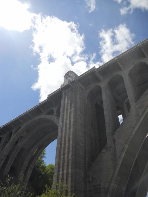 Spokane Bridge
